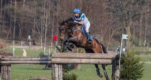 Karin Donckers BEL Fletcha van 't Verahof © Eventing Photo