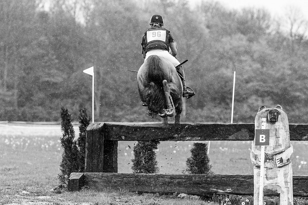 Loes van Gils Eventing Photo