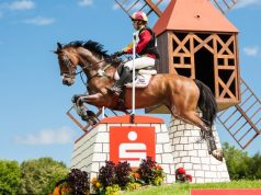 Merel Blom NED Rumour Has It N.O.P © Eventing Photo