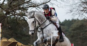 Tim Lips NED Bayro | © Eventing Photo