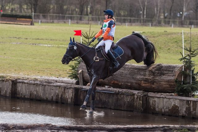 van den Akker eventing photo