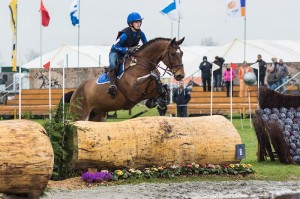 Claire van Riel NED Mister Bailey | © Eventing Photo