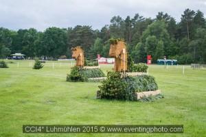Course Walk Luhmuhlen