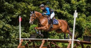 Tonke van de Pol NED Bellevue | Copyright Eventing Photo