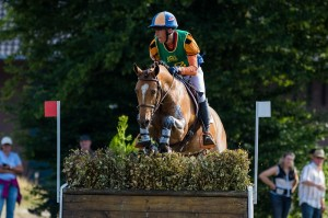 Levi Driessen NED Qualitat des Bourdons | Copyright Eventing Photo
