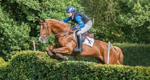 Alice Naber-Lozeman NED Watermill Famous | KWPN Championship 2015 © Eventing Photo