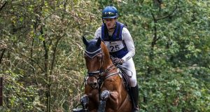 Remco Bouwens Eventing Photo