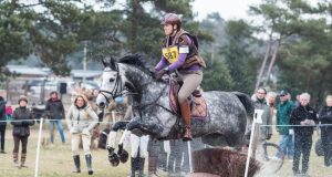 Evelien Hamers NED Cilocia | © Eventing Photo