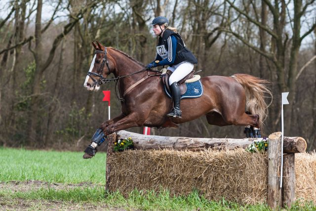 Lisa de Jong NED Zem © Eventing Photo