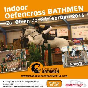 Flyer indoor oefencross bathmen site