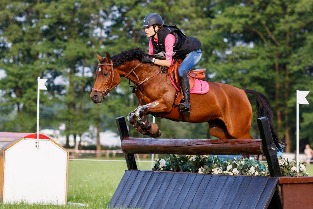 Elise Otto NED Orchid's Megan   CCIP2* Renswoude 2017 © Eventing Photo