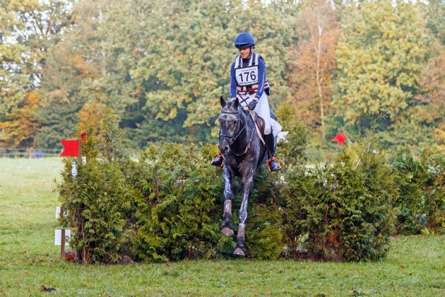 Roxana Graman NED Forever | Z-paarden SGW Hattem 2017 © Eventingphoto