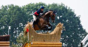 Willemina van der Goes-Petter NED Ekino   Renswoude Horse Trials 2017 © Eventingphoto