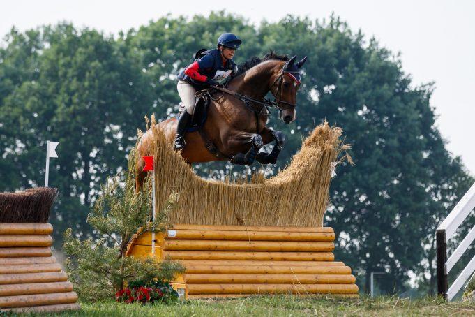 Willemina van der Goes-Petter NED Ekino | Renswoude Horse Trials 2017 © Eventingphoto