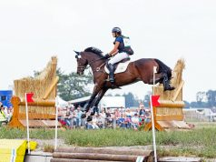 Julia Schmitz BEL Lady Like du Sanseau | Renswoude Horse Trials 2018 © Eventingphoto
