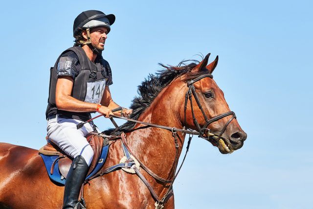 Nick Ros NED Indy | SGW Vrouwenpolder 2018 © Eventingphoto