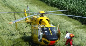 Trauma helikopter © Stockphoto