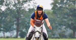 Jordy Wilken (NED) Burry Spirit   Renswoude Horse Trials 2019 © Eventingphoto