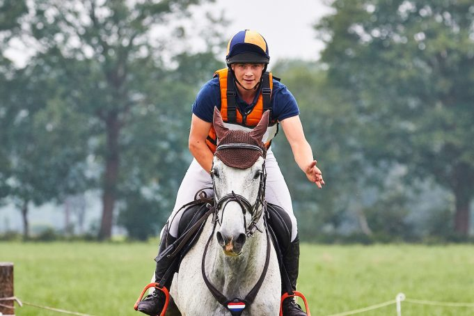 Jordy Wilken (NED) Burry Spirit | Renswoude Horse Trials 2019 © Eventingphoto