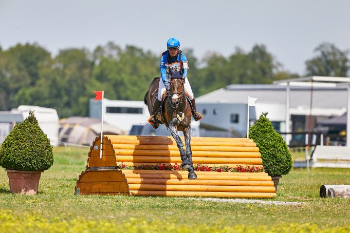 mylene spaak eventing photo