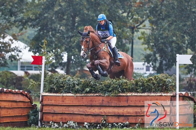 karin donckers eventing