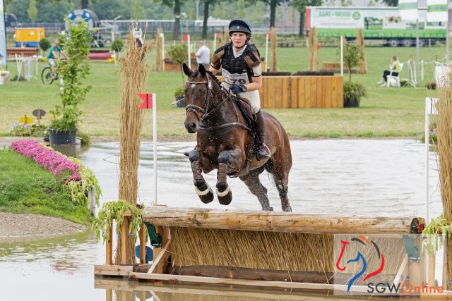 Margo van Nijnatten (NED) High Quality CS   Grandorse Horse Trials 2018 © Eventingphoto